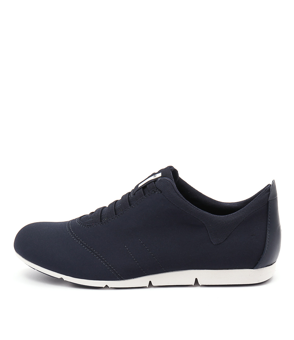 Buy Supersoft Galaxy Su Navy Sneakers online with free shipping