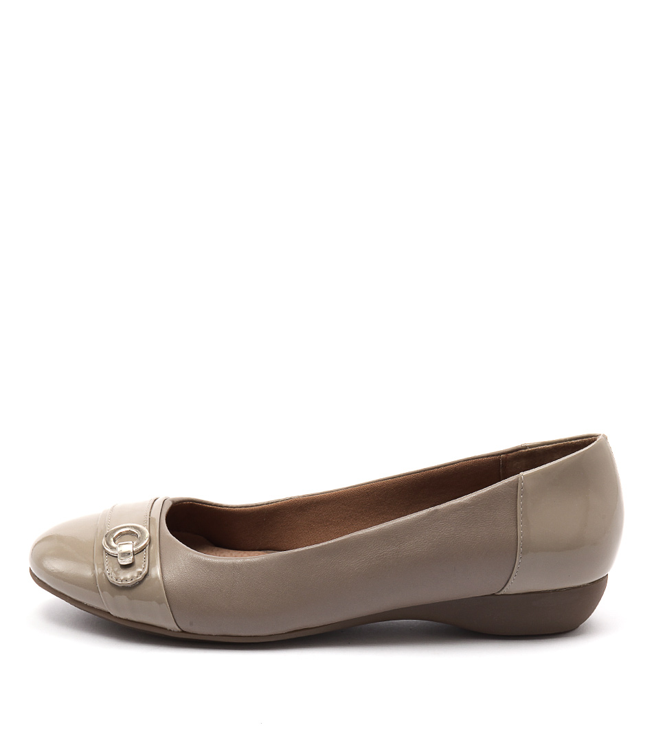 Supersoft Eunice Su Mink Casual Flat Shoes