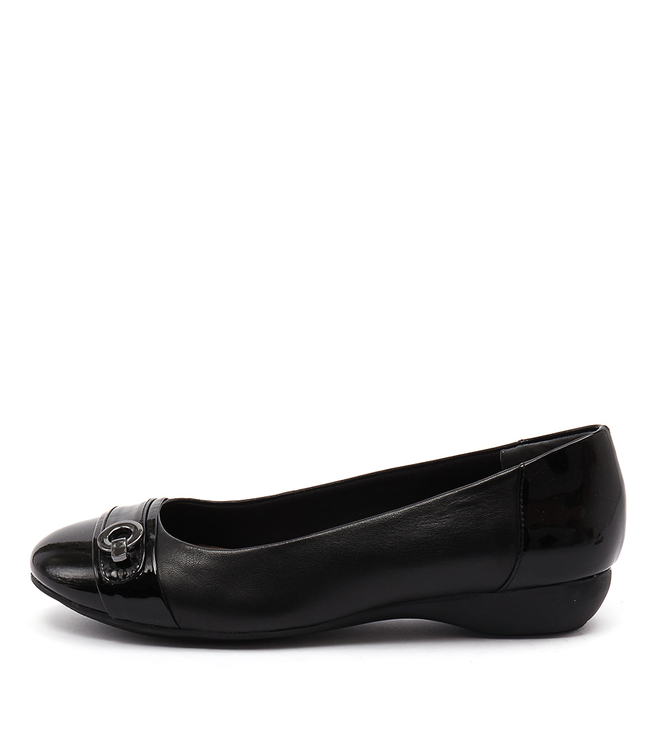 Supersoft Eunice Su Black Shoes
