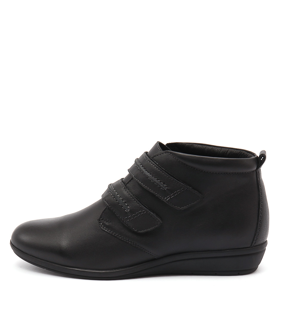 Supersoft Fairfield Su Black Boots