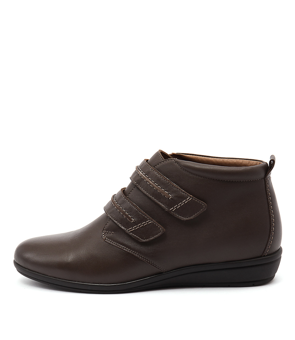 Supersoft Fairfield Su Dark Brown Boots