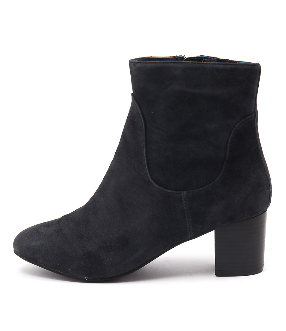 Supersoft Bazaar Dark Blue Ankle Boots
