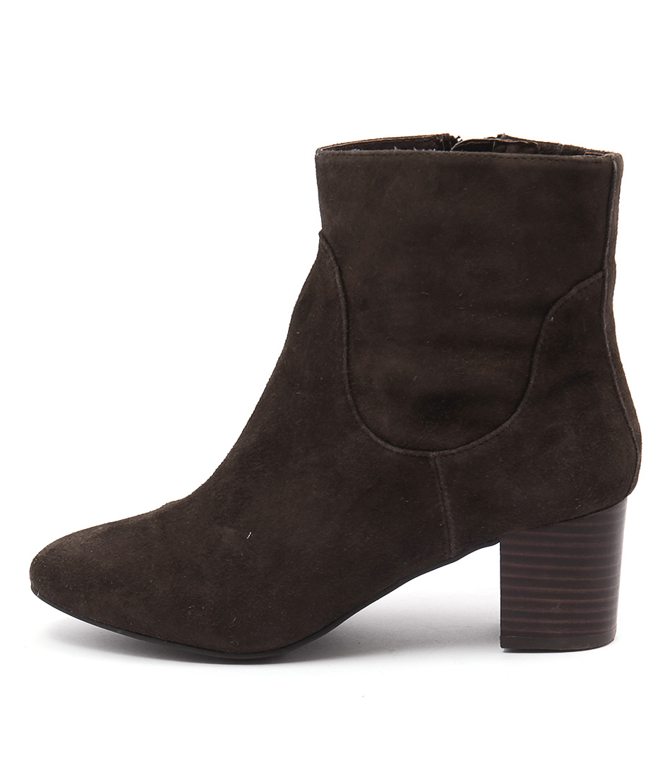 Supersoft Bazaar Brown Ankle Boots