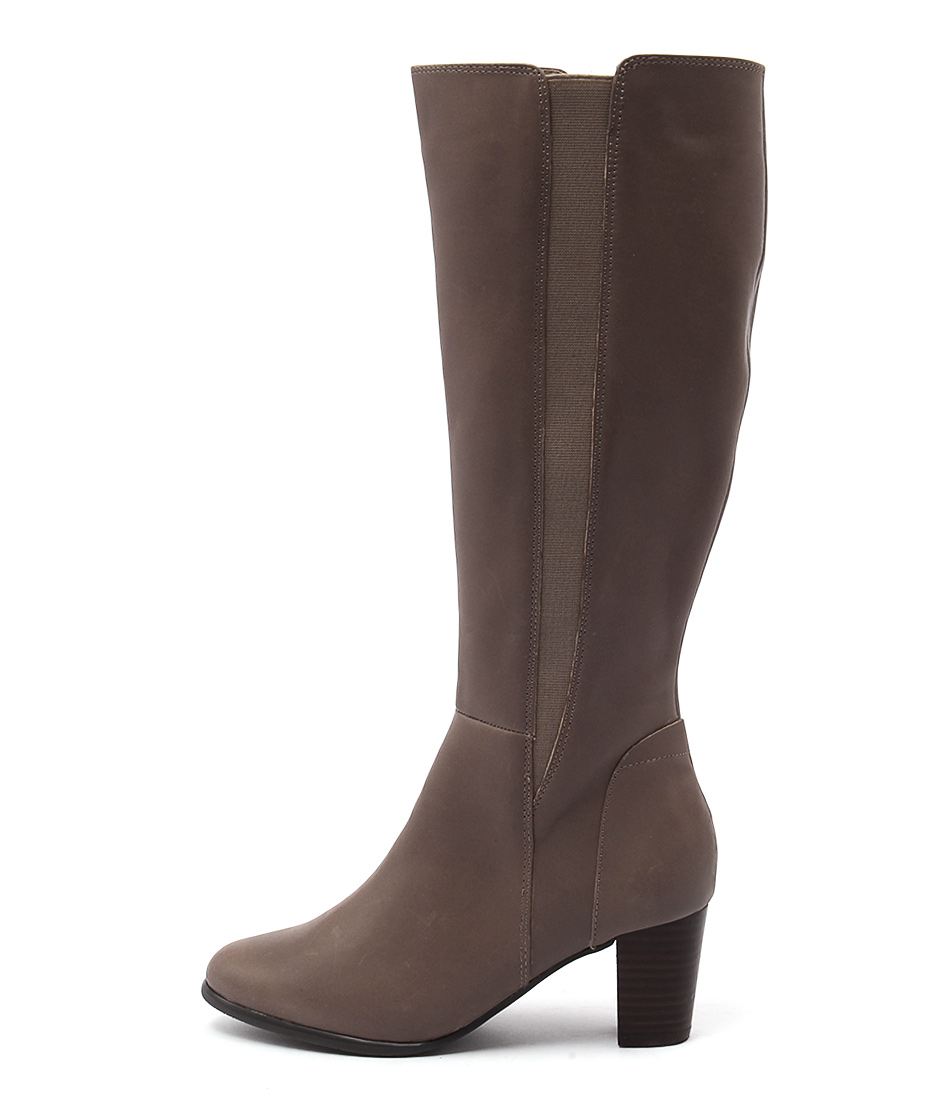 Supersoft Carline Taupe Long Boots