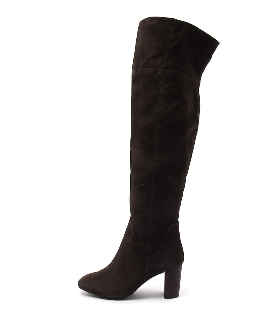 Supersoft Vibrant Brown Long Boots