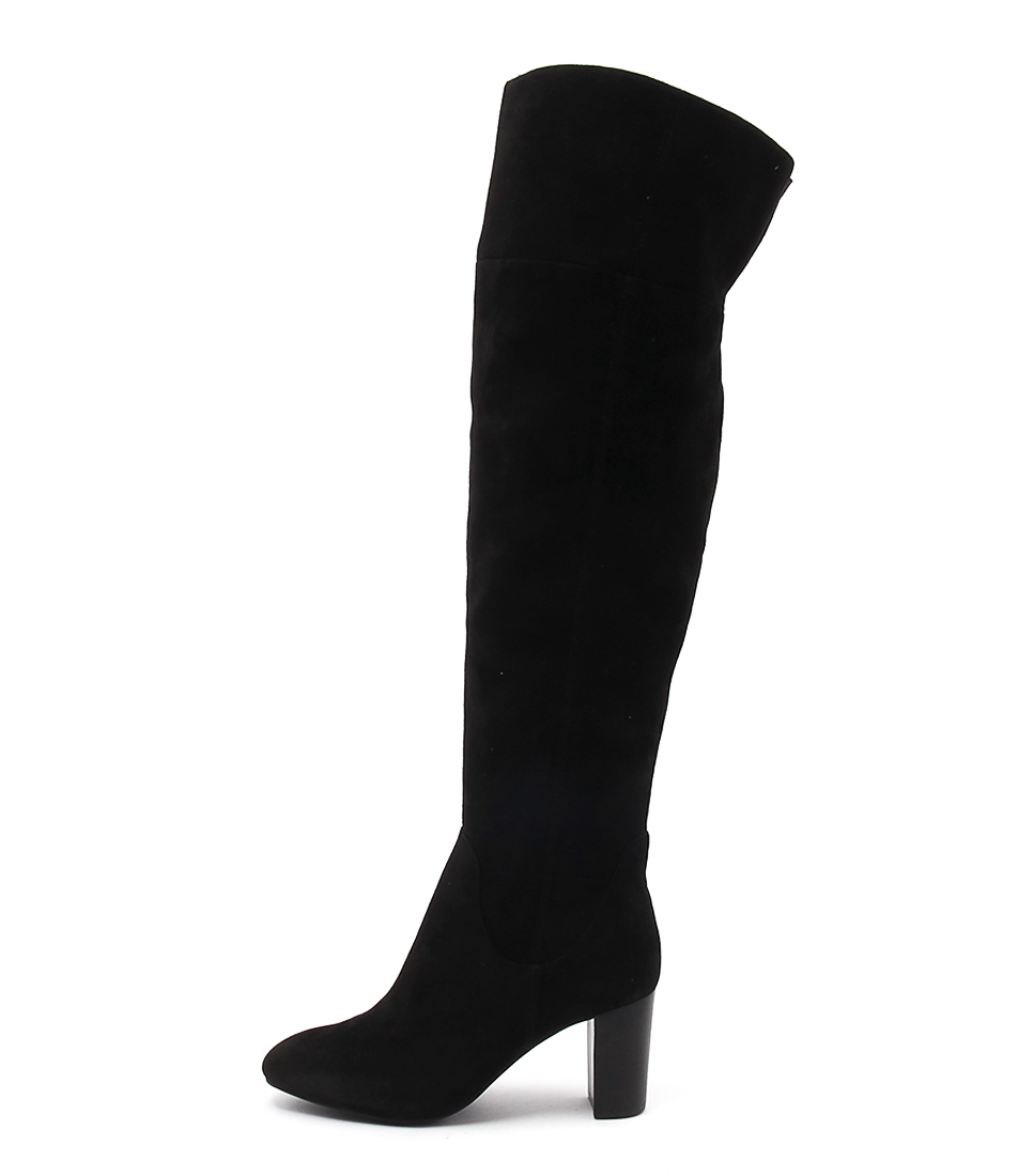 Supersoft Vibrant Black Boots