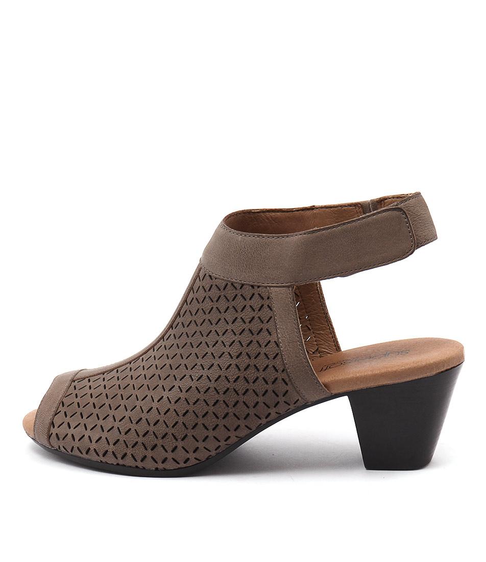 Supersoft Inara Su Taupe Sandals