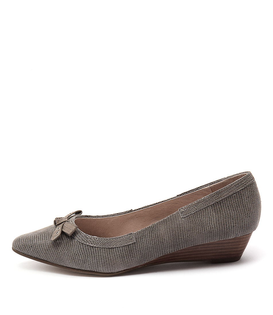Supersoft Blaire Mink Multi Dress Flat Shoes