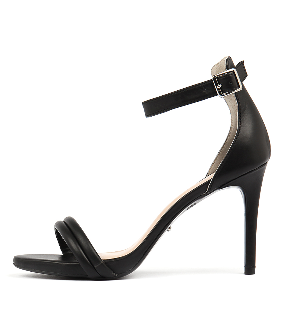 Tony Bianco Camila Tb Black Heeled Sandals
