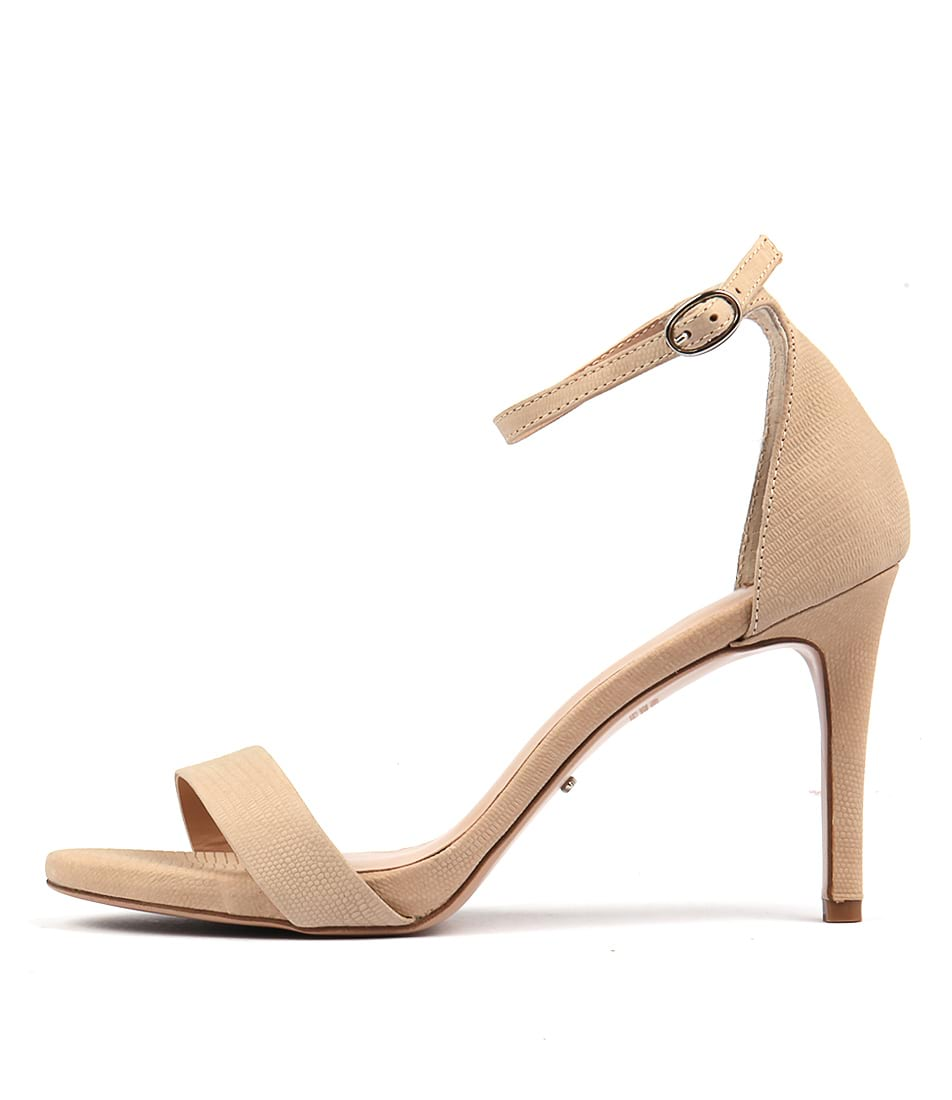Tony Bianco Cooper Tb Skin Heeled Sandals