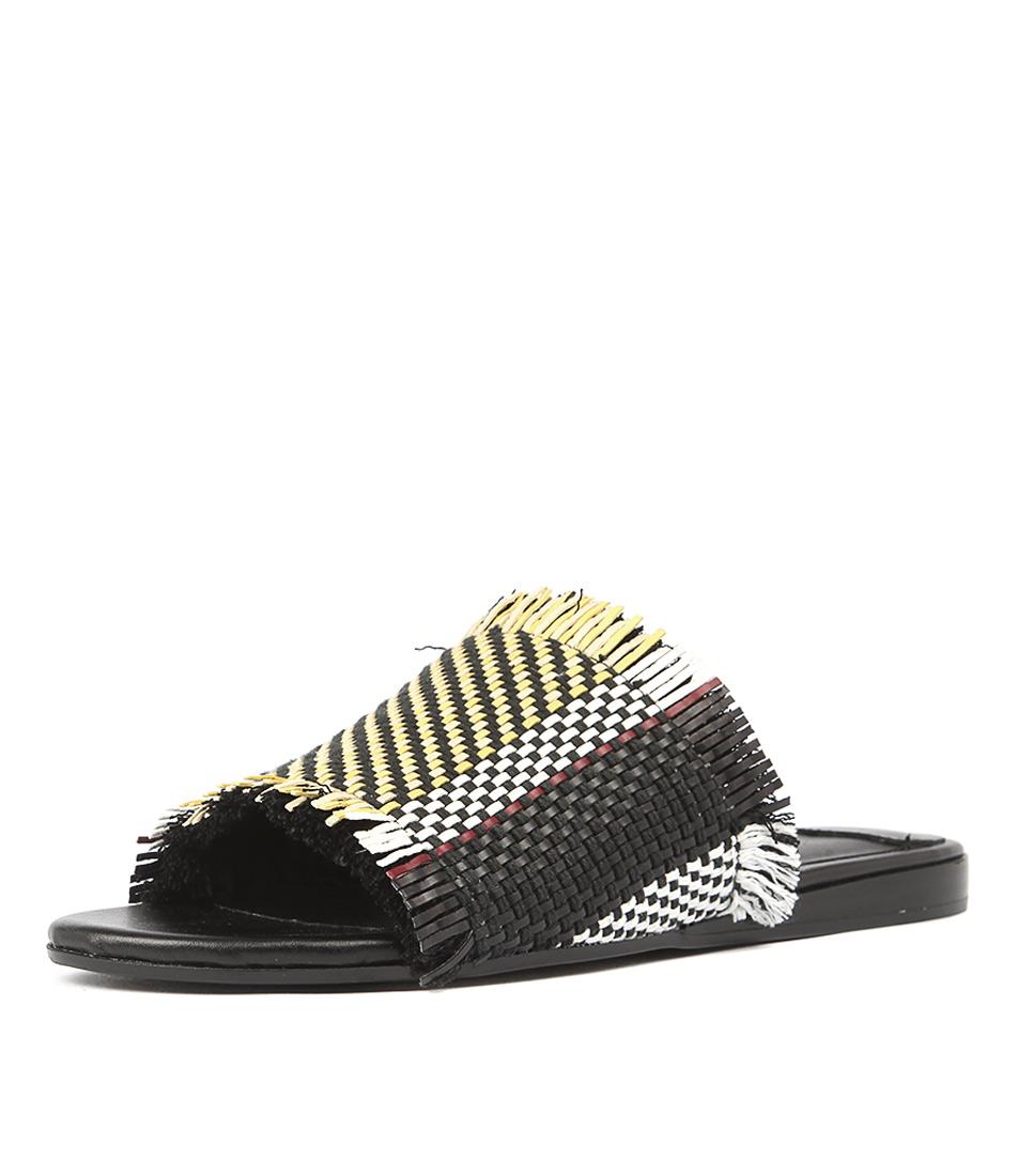 Tony Bianco Jayd Tokyo Multi Casual Flat Sandals