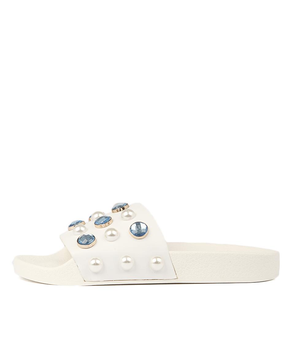 Tony Bianco Venice Tb White Sandals
