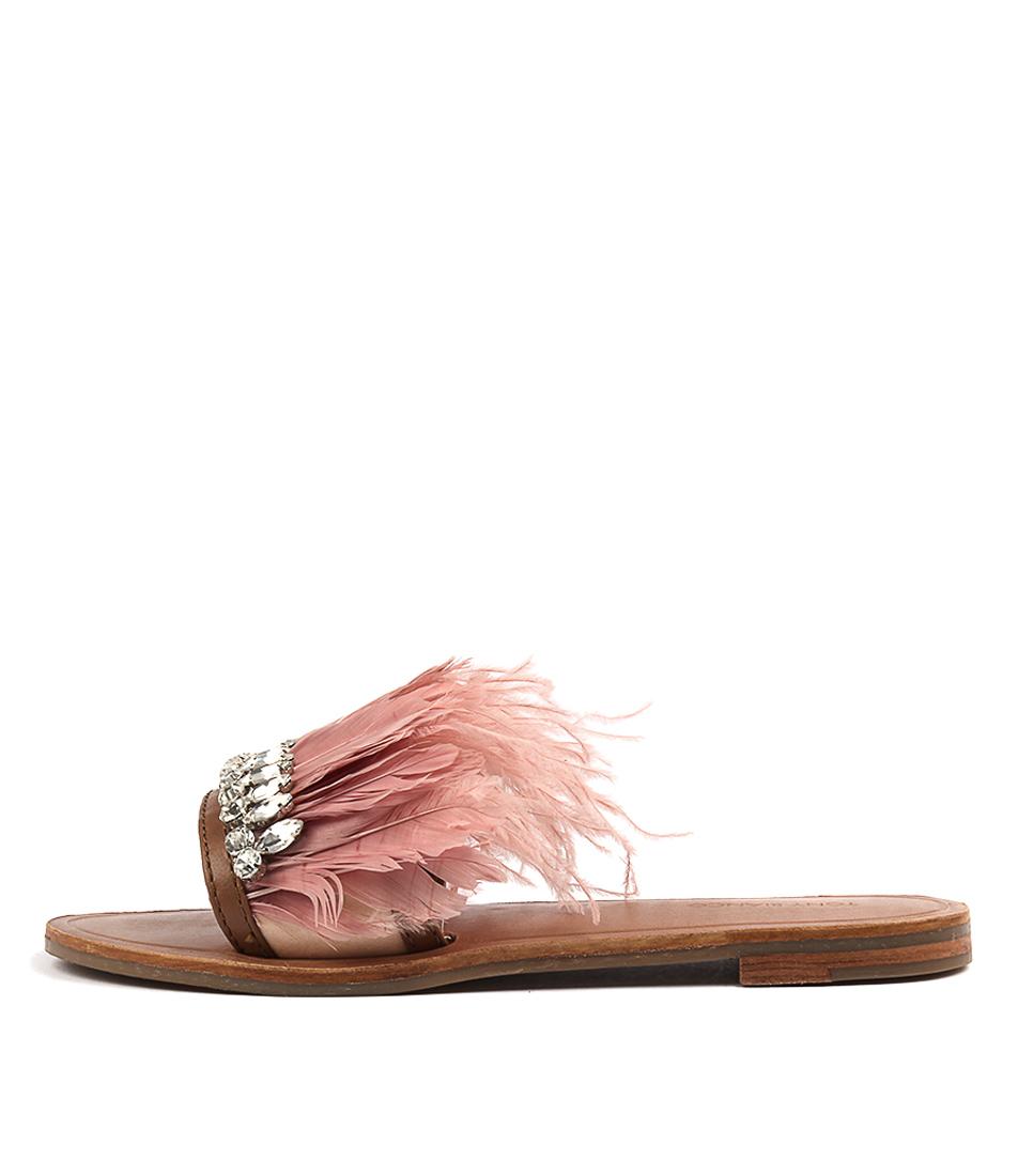Tony Bianco Nouveau Blush Sandals