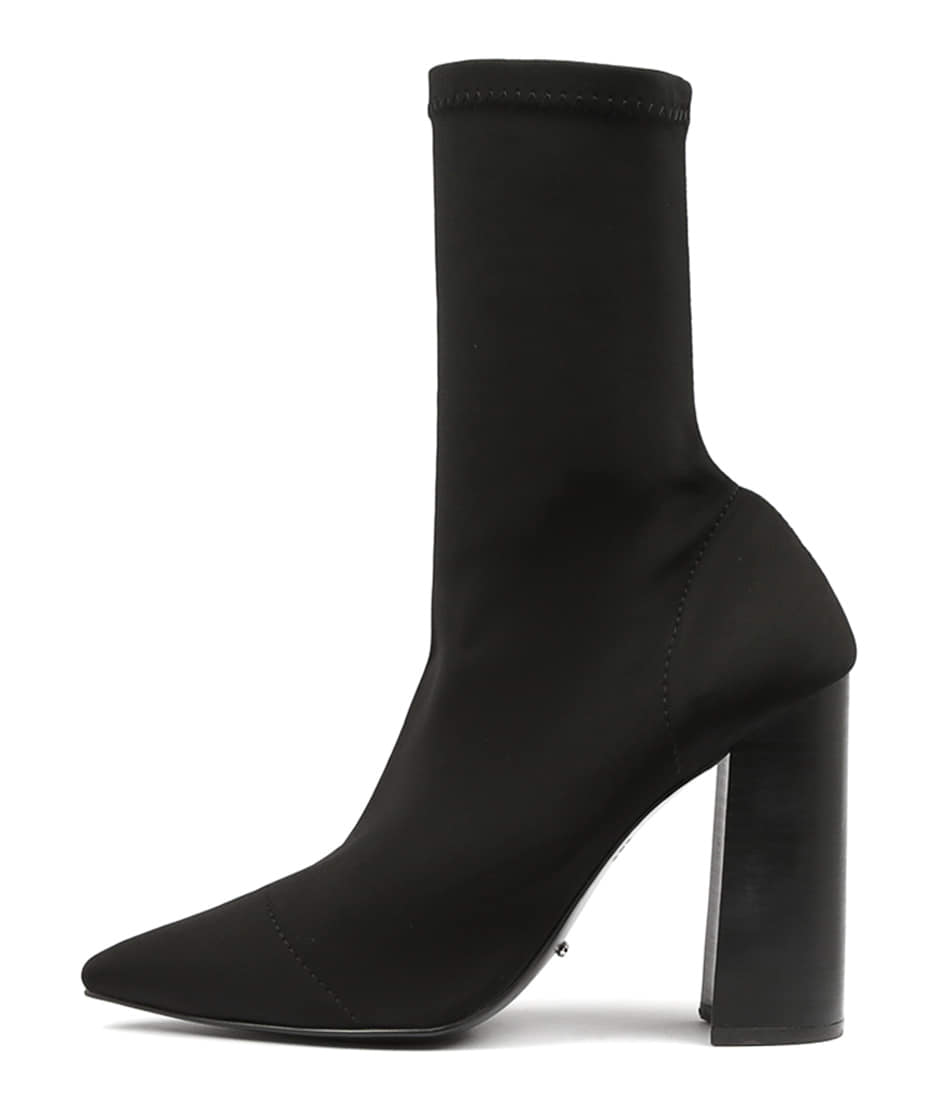 Tony Bianco Diddy Tb Black Ankle Boots
