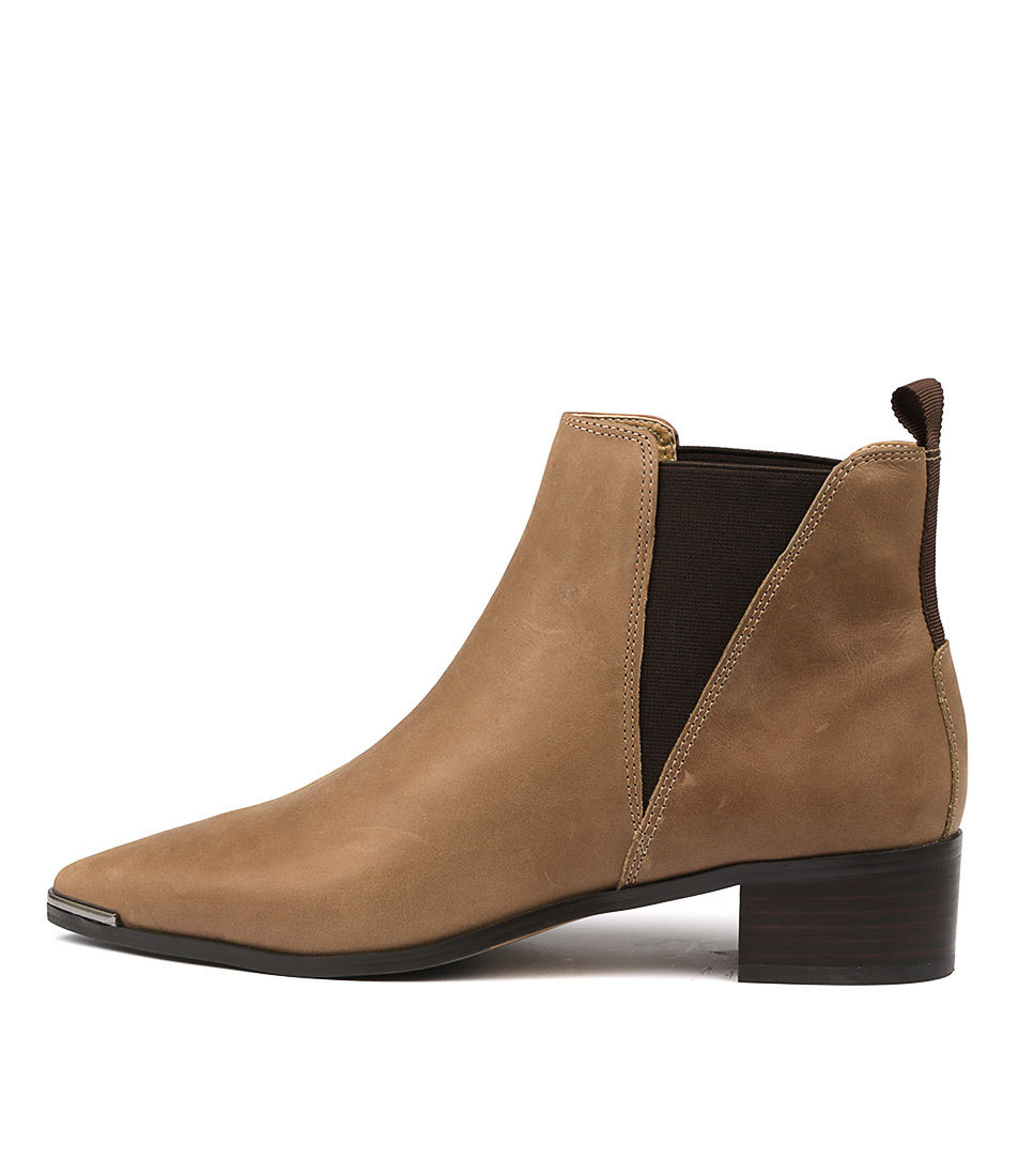 Tony Bianco Jazz Tb Rust Diesel Ankle Boots