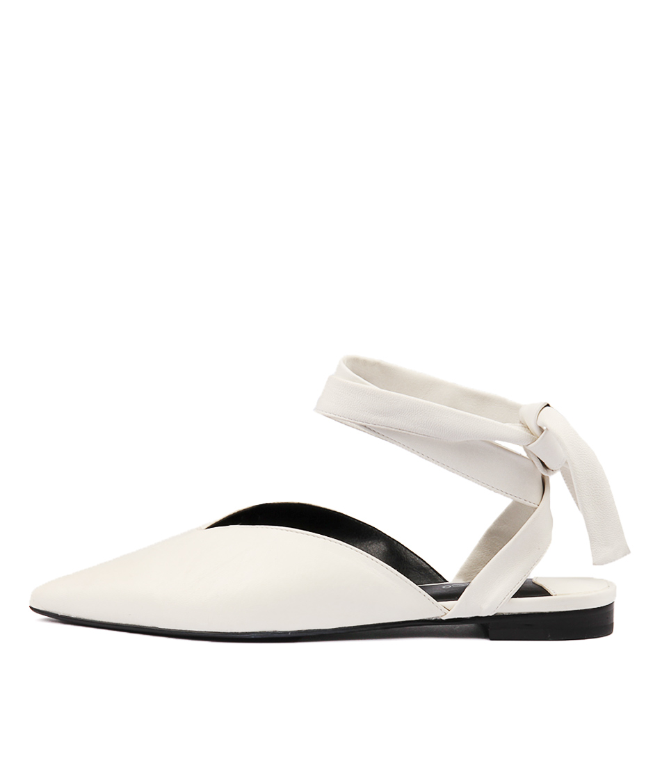 Tony Bianco Pardo White Sheep Flats