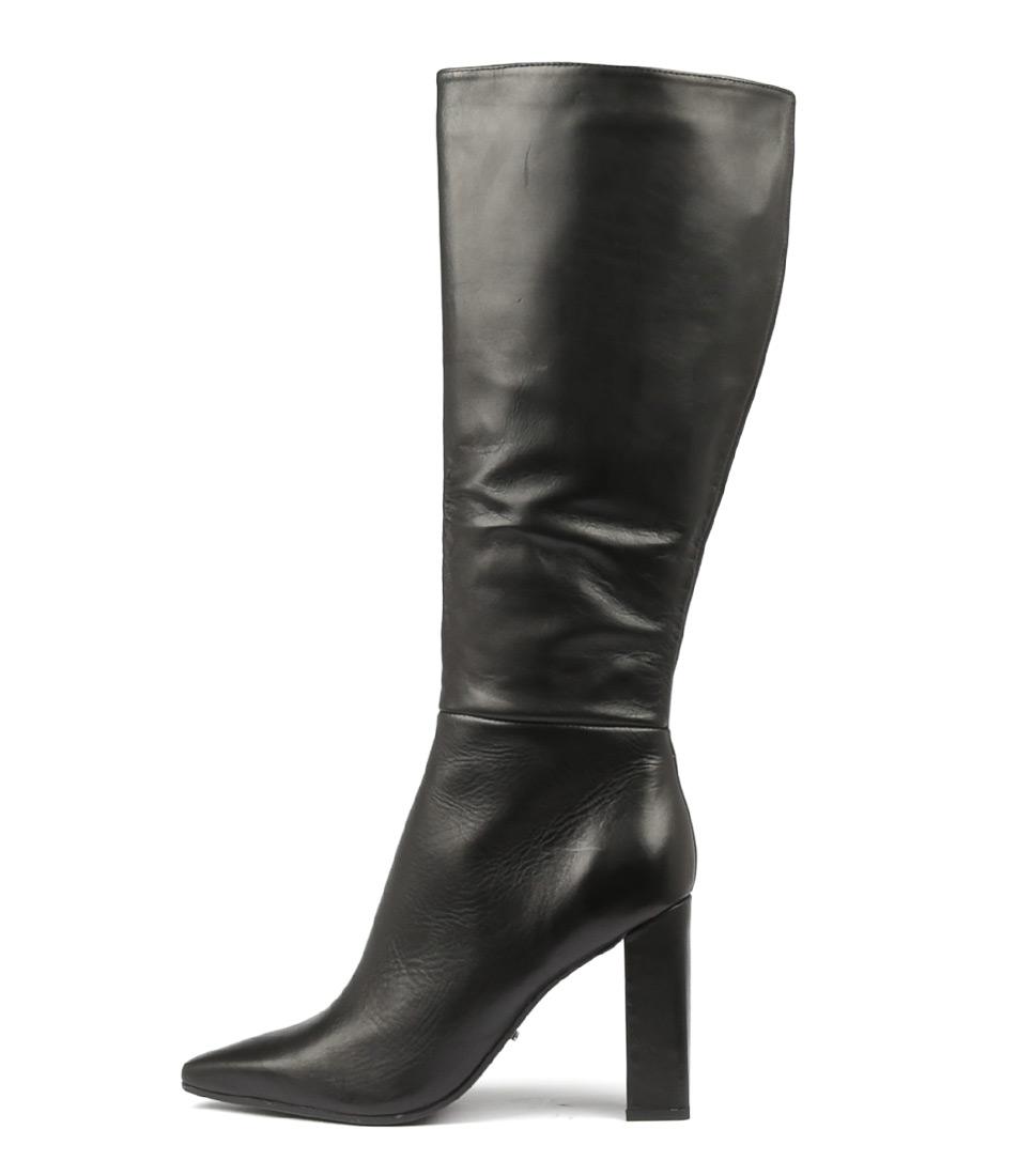 Tony Bianco Capri Tb Black Como Long Boots