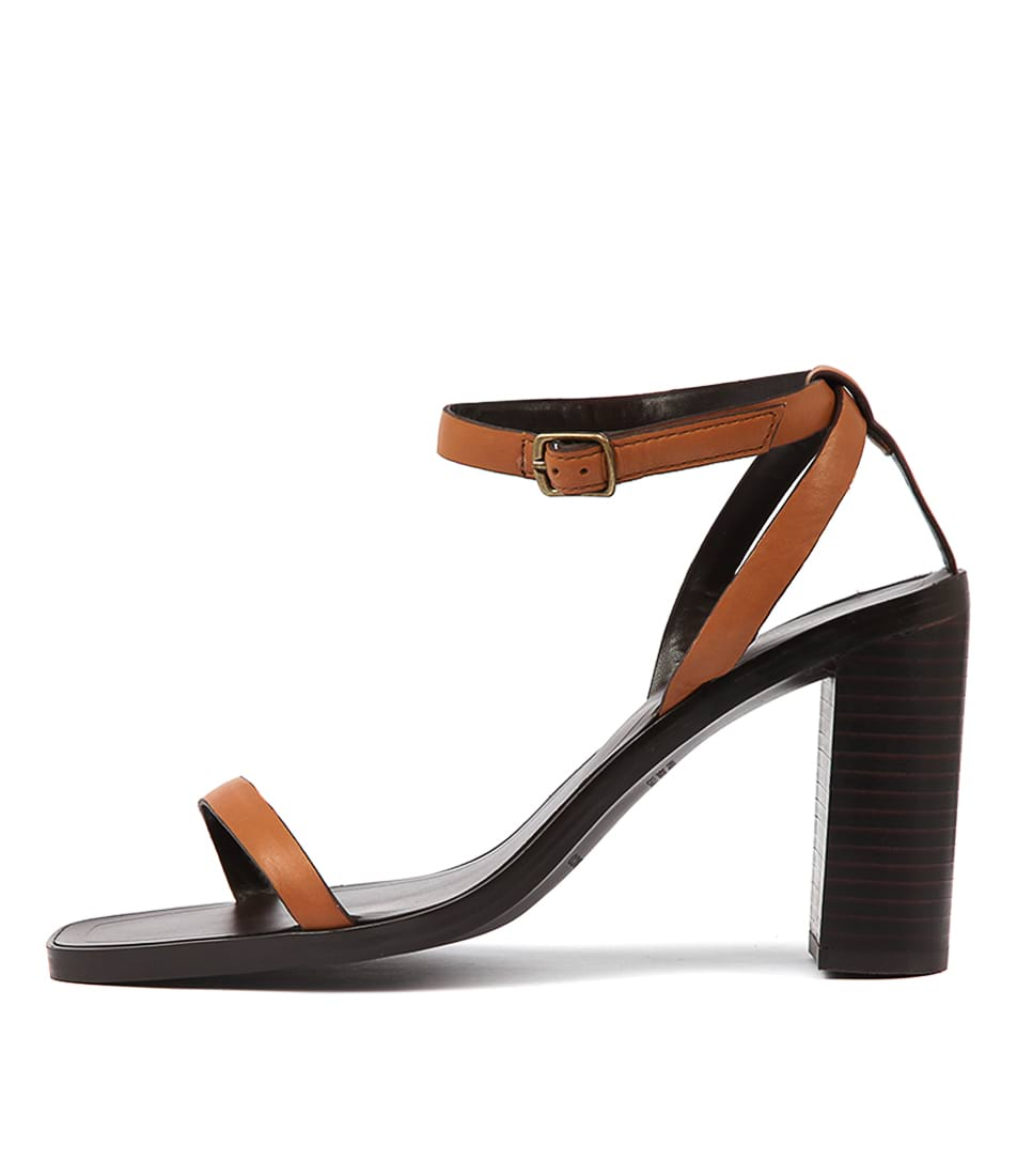 Buy Tony Bianco Casadi Tan Monaco Heeled Sandals online with free shipping