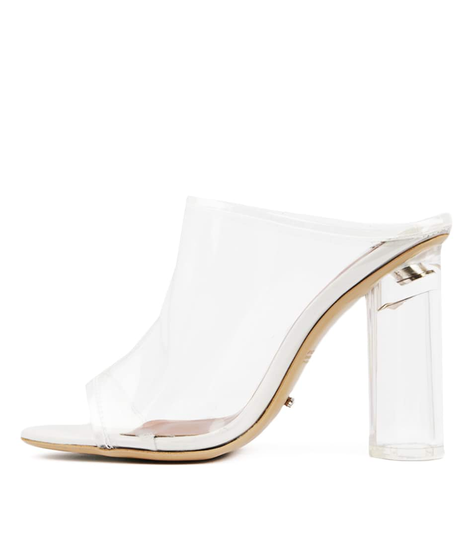 Buy Tony Bianco Talise Tb Clear Heeled Sandals online with free shipping