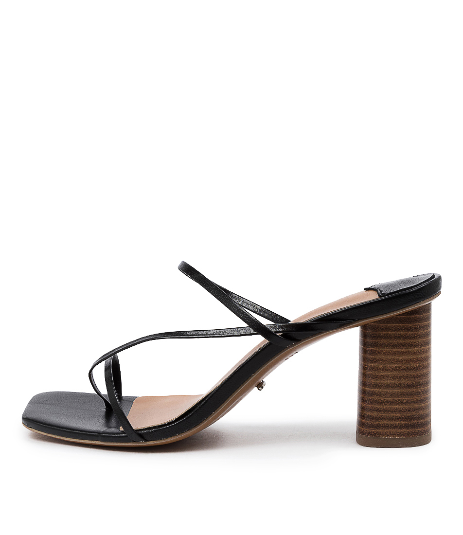 Buy Tony Bianco Ruby Tb Black Heeled Sandals online with free shipping