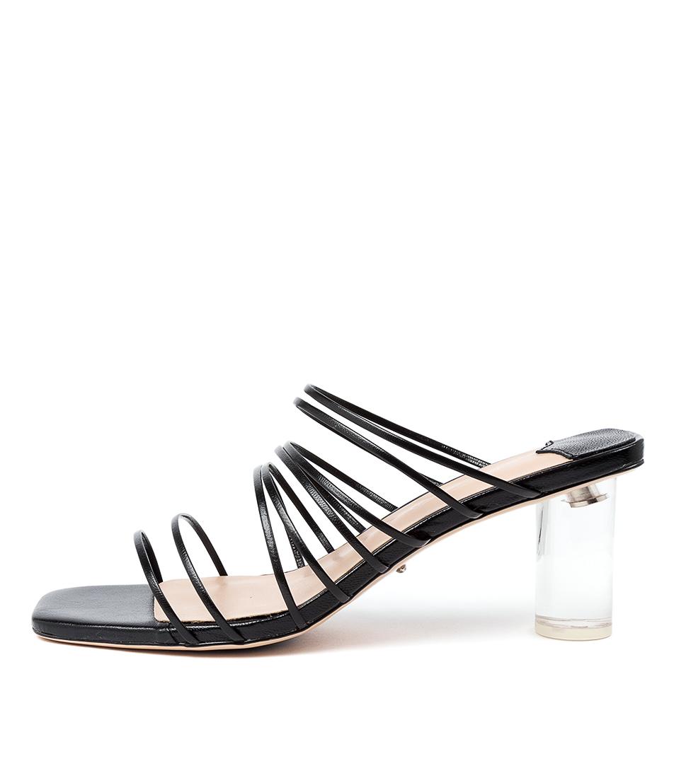 Buy Tony Bianco Suri Tb Black Heeled Sandals online with free shipping