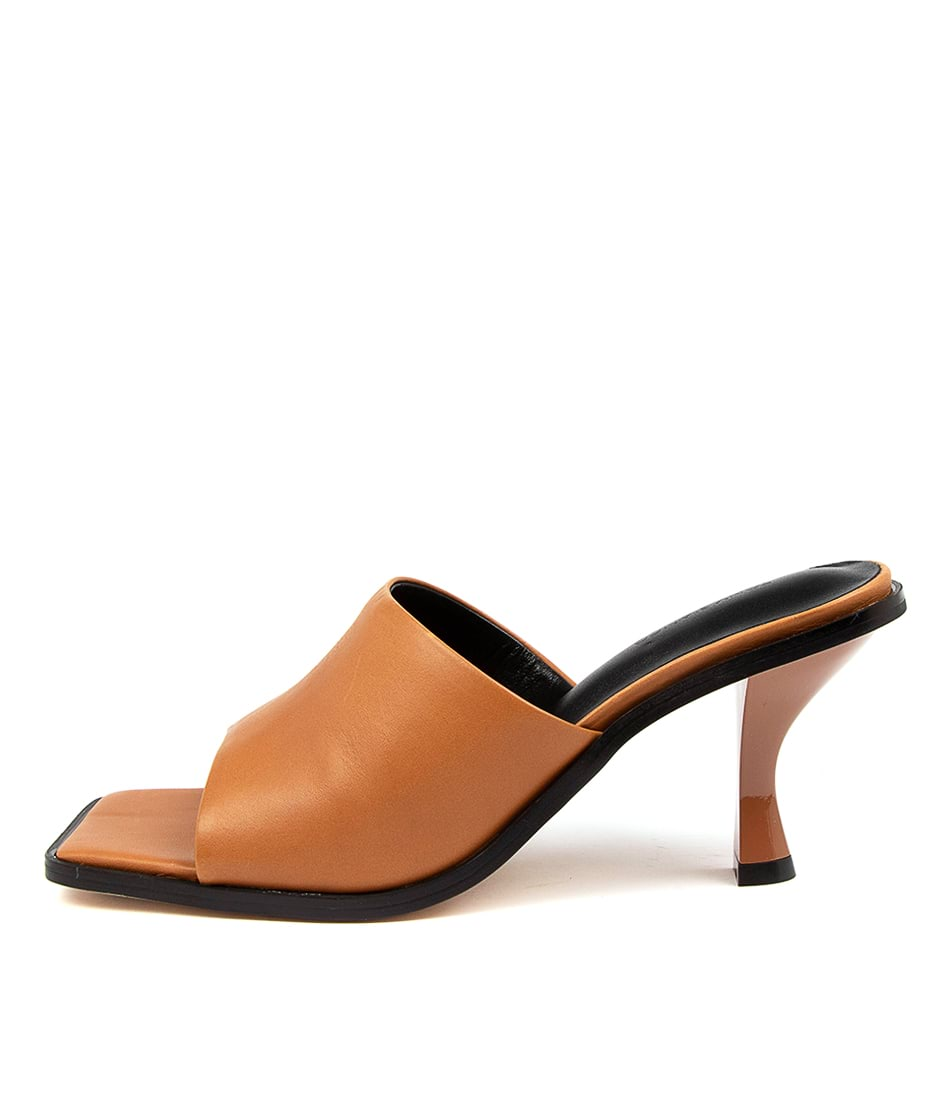 Buy Tony Bianco Olympia Tb Tan Heeled Sandals online with free shipping