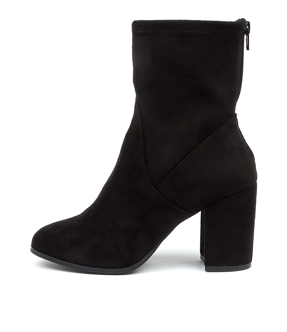 Buy Therapy Hoxton Black Ankle Boots online with free shipping