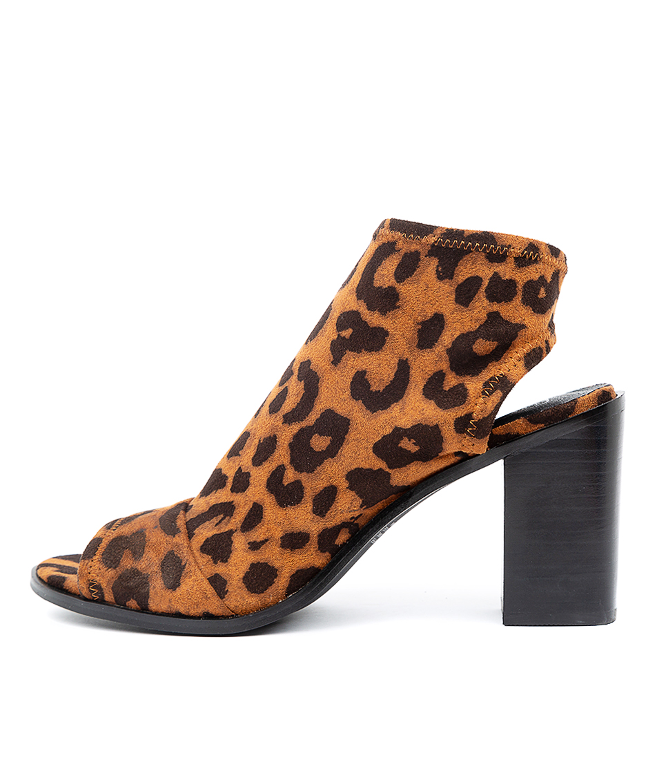 Buy Therapy Volente Leopard High Heels online with free shipping