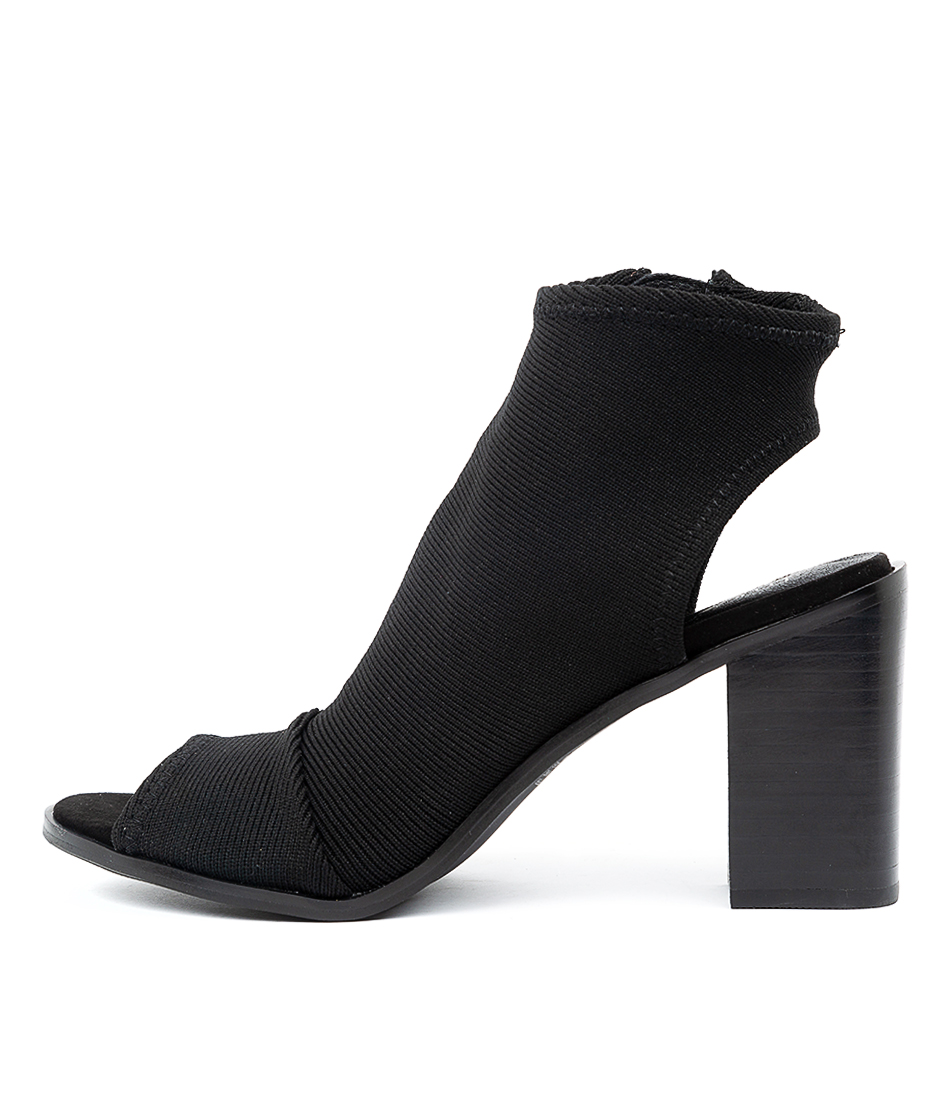 Buy Therapy Volente Black High Heels online with free shipping