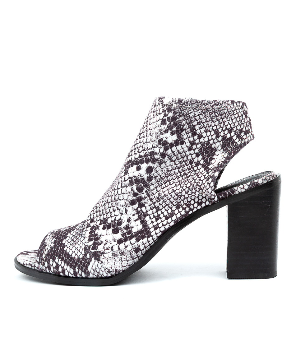 Buy Therapy Volente Snake High Heels online with free shipping