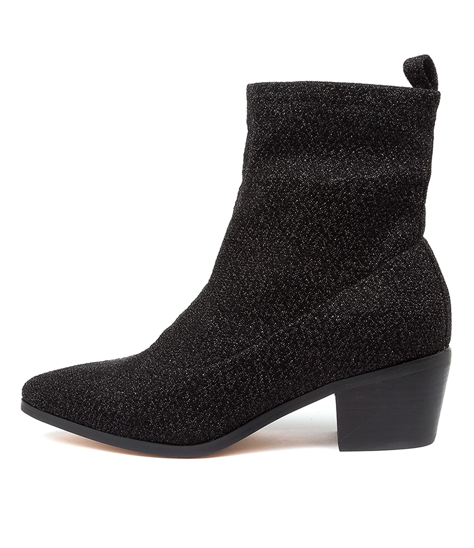 Buy Therapy Blaze Th Black Ankle Boots online with free shipping