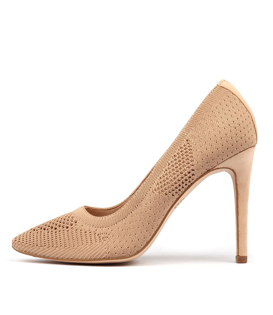 Therapy Moss Th Nude High Heels