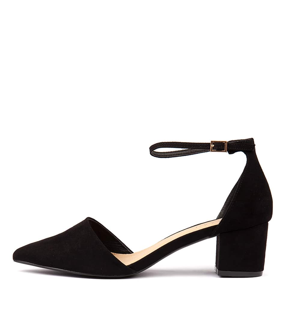 Buy Therapy Cross Black High Heels online with free shipping