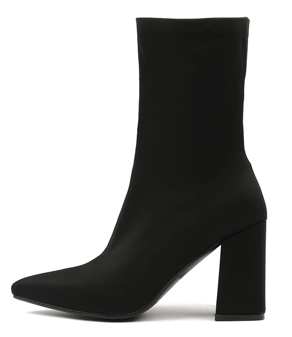 Therapy Bowie Th Black Ankle Boots