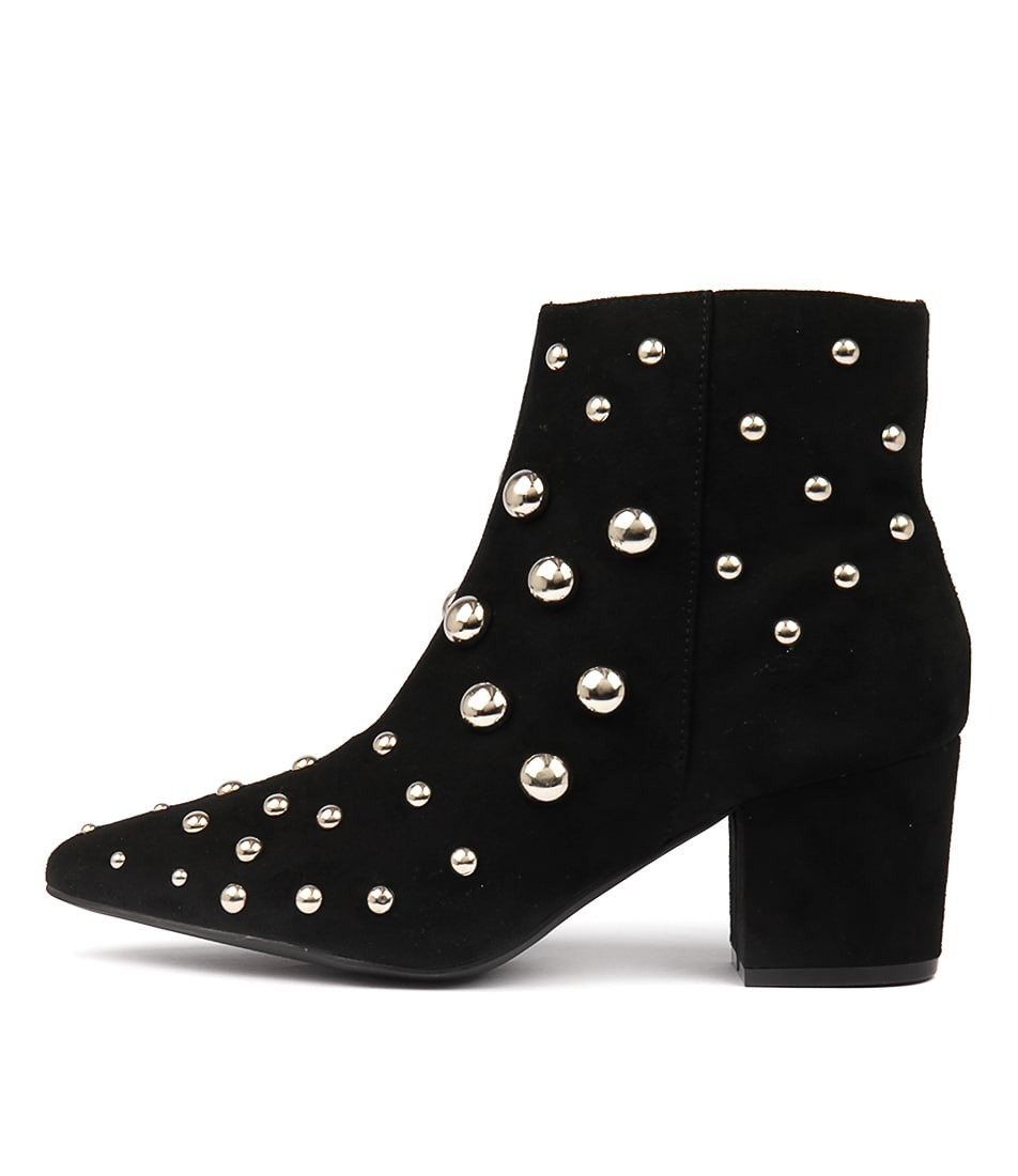 Buy Therapy Roxanne Black Ankle Boots online with free shipping