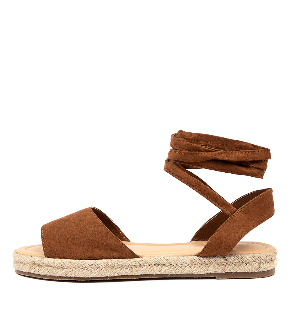 Buy Therapy Dauphin Tan Sandals online with free shipping