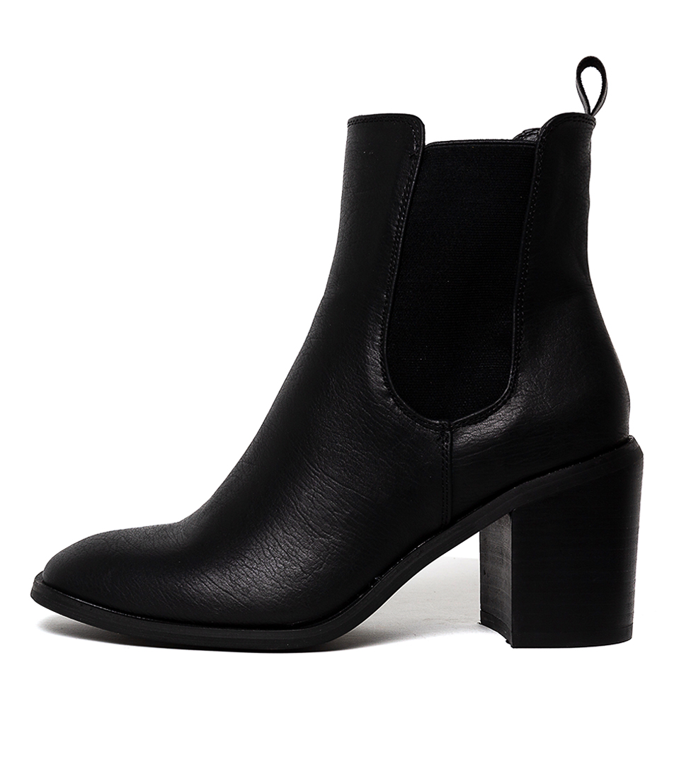 Buy Therapy Kansas Th Black Ankle Boots online with free shipping