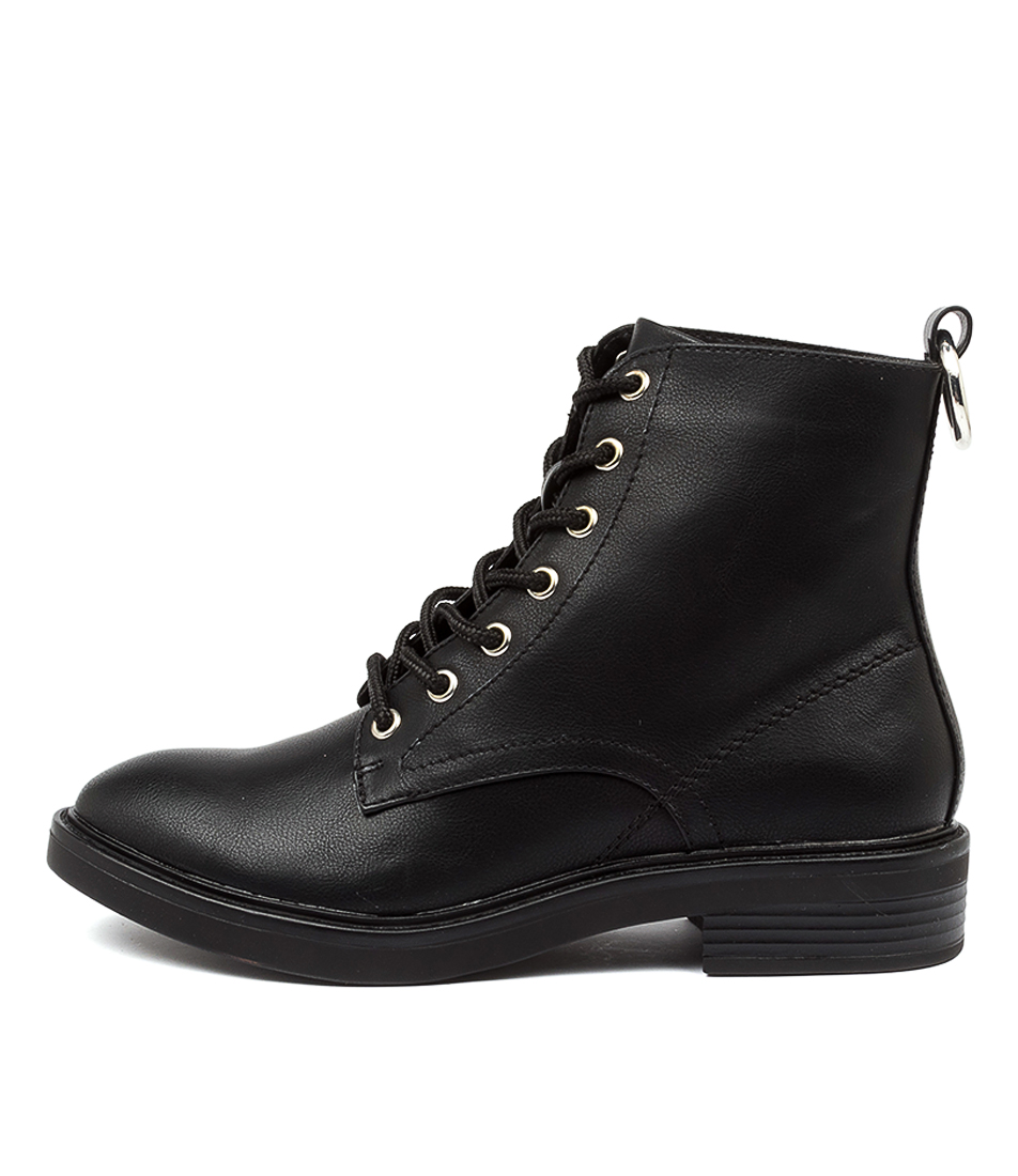 Buy Therapy Ginsberg Th Black Ankle Boots online with free shipping