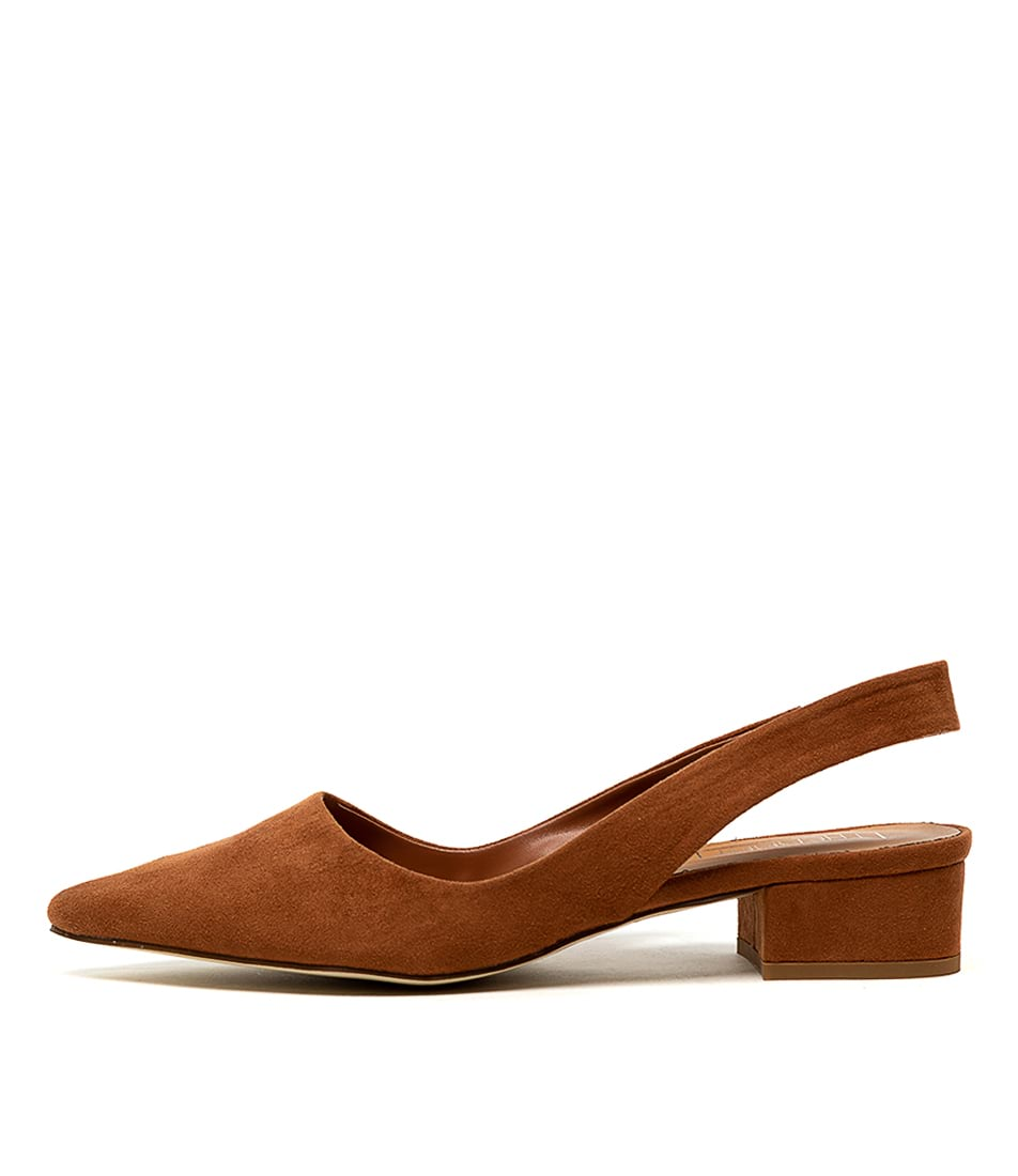 Buy Therapy Audrey Th Rust High Heels online with free shipping