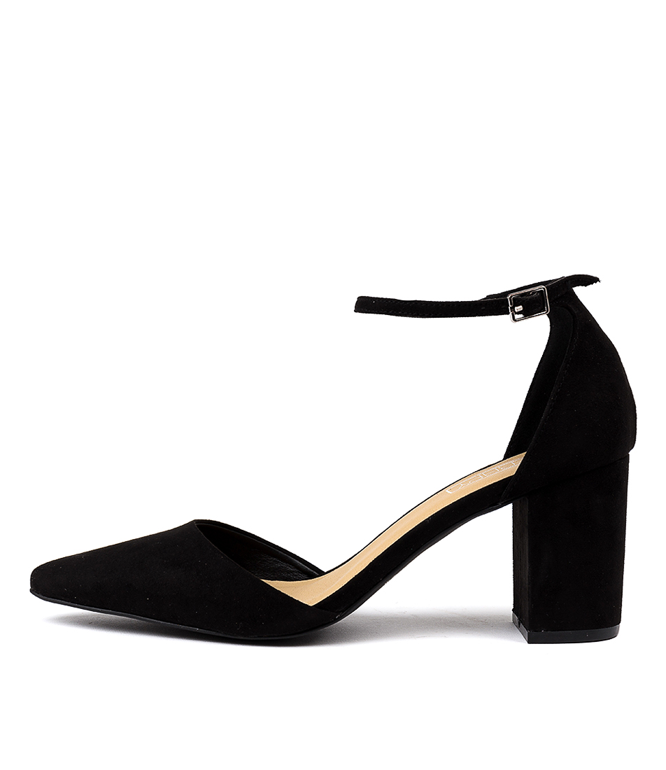 Buy Therapy Loren Th Black High Heels online with free shipping