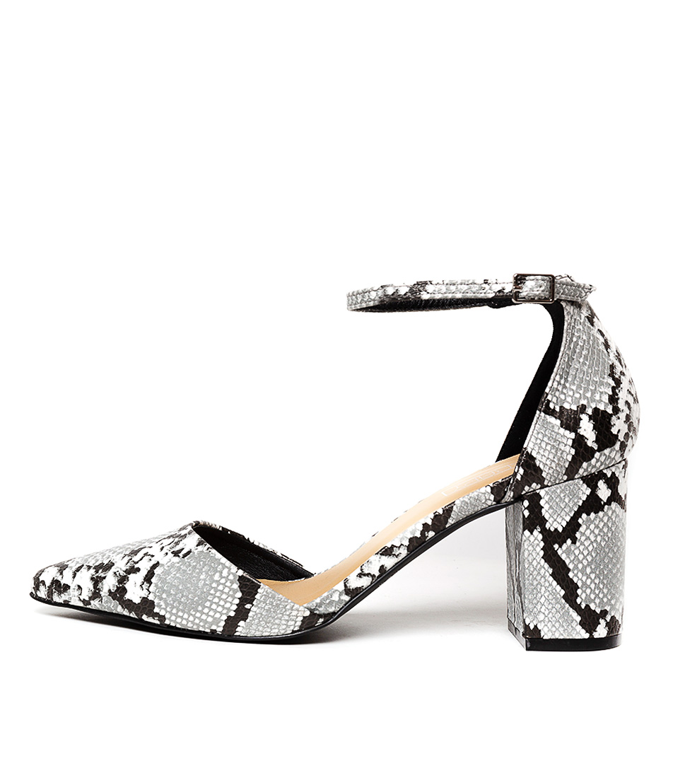 Buy Therapy Loren Th Snake High Heels online with free shipping