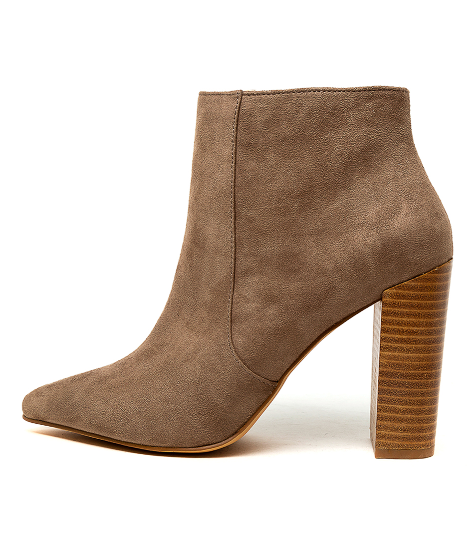 Buy Therapy Esther Th Latte Ankle Boots online with free shipping