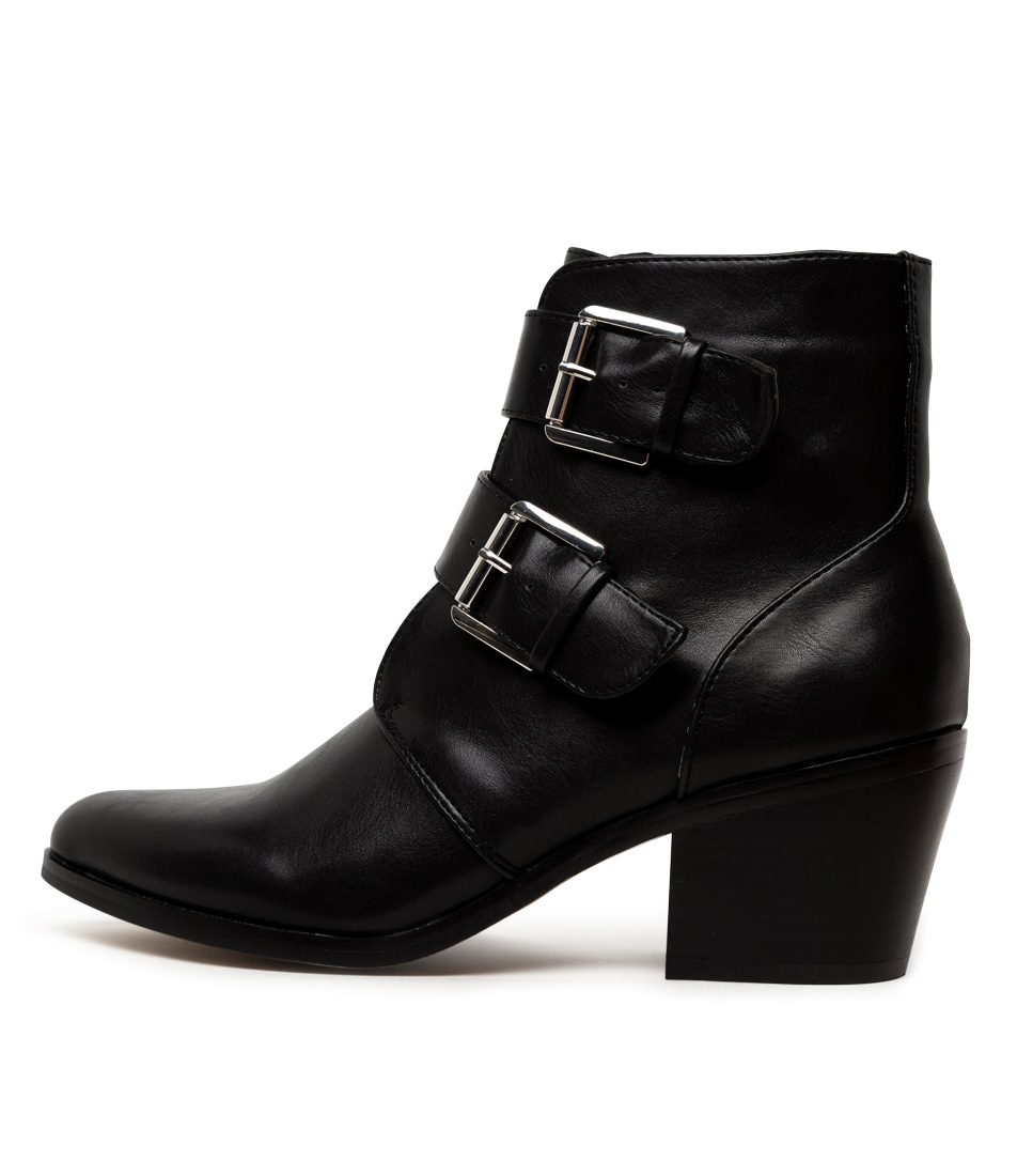 Buy Therapy Parker Th Black Ankle Boots online with free shipping