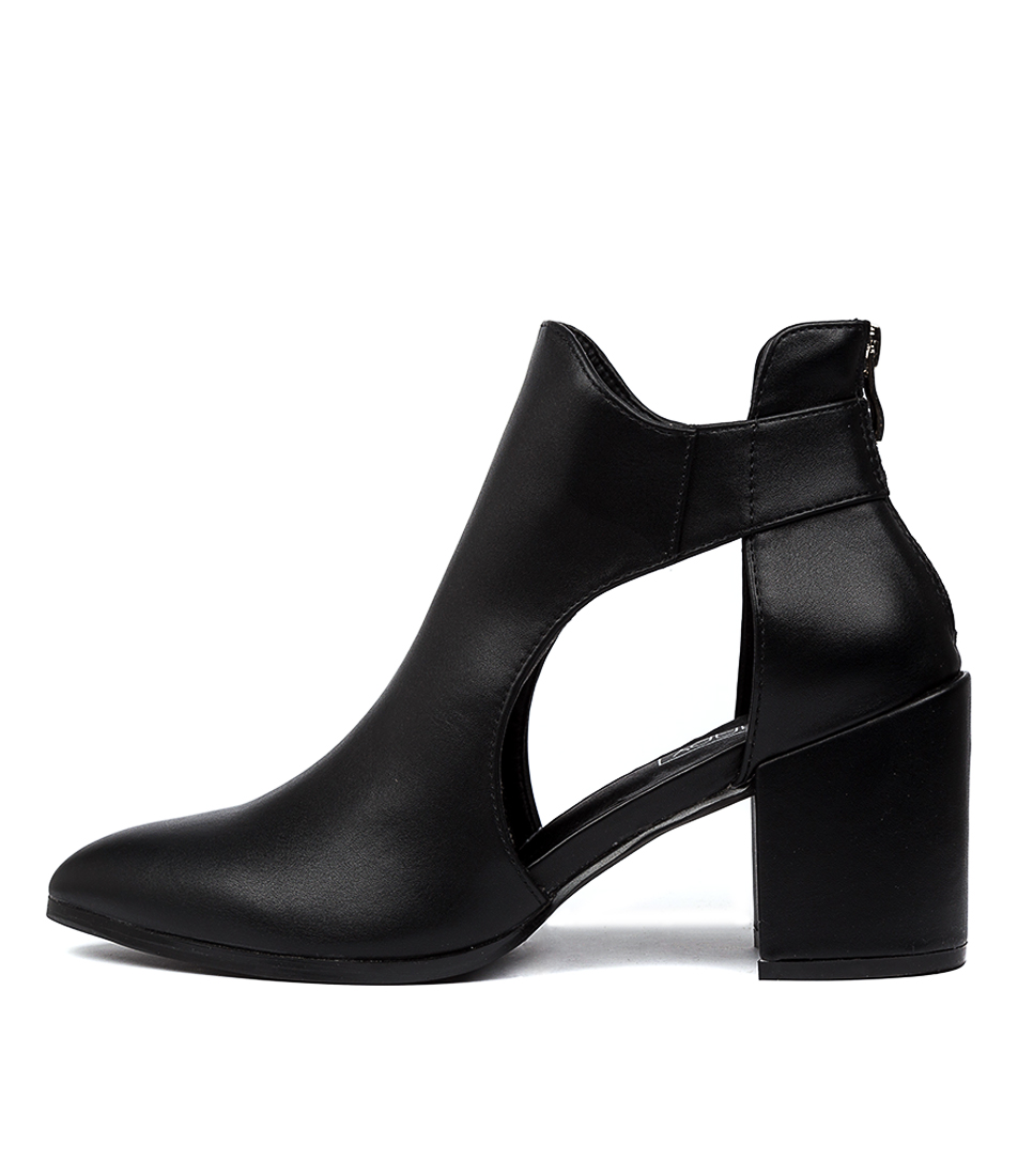 Buy Therapy Maya Th Black Ankle Boots online with free shipping