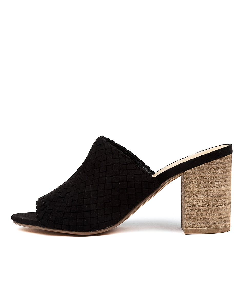 Buy Therapy Varsha Th Black High Heels online with free shipping