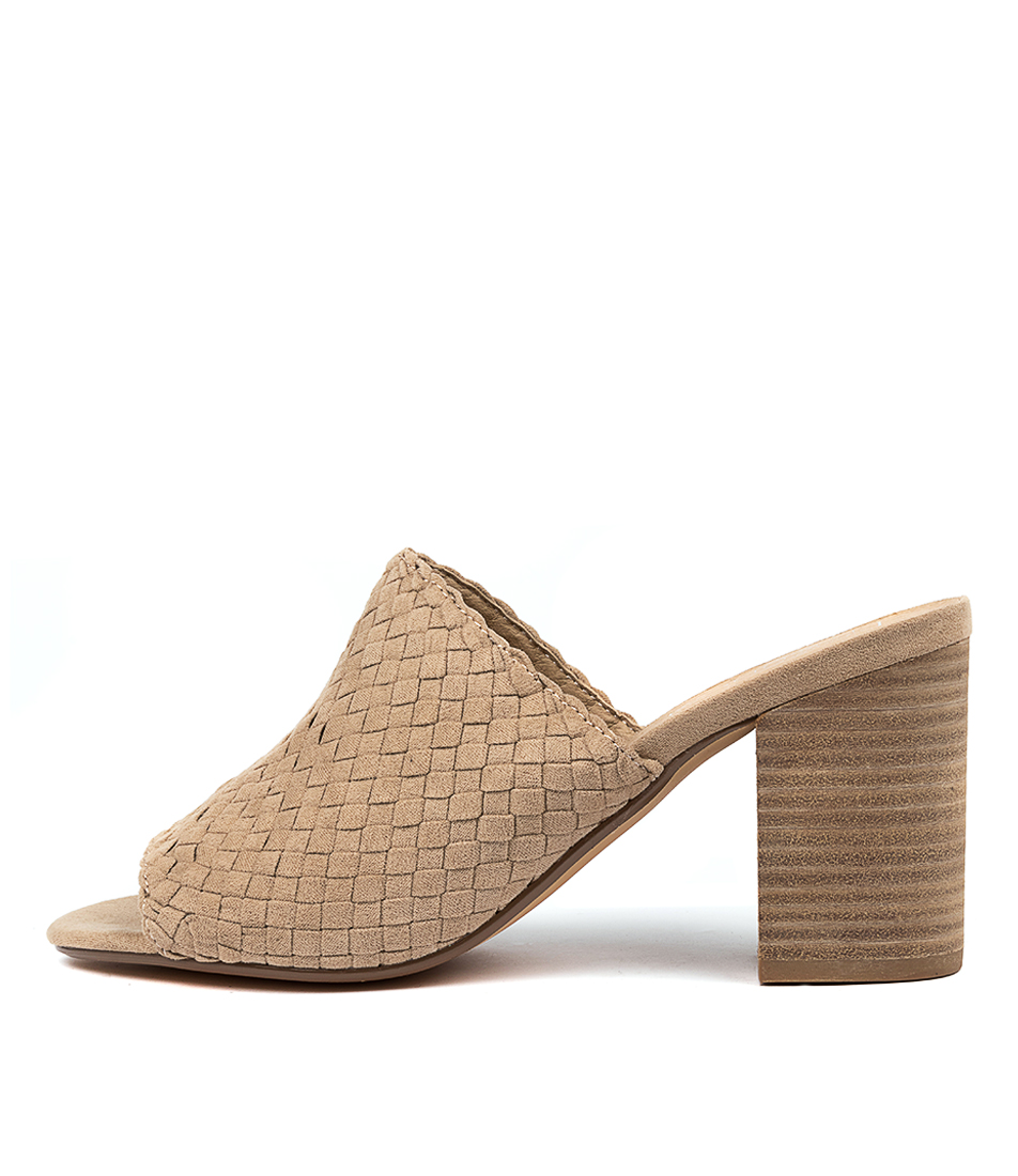 Buy Therapy Varsha Th Cashew High Heels online with free shipping