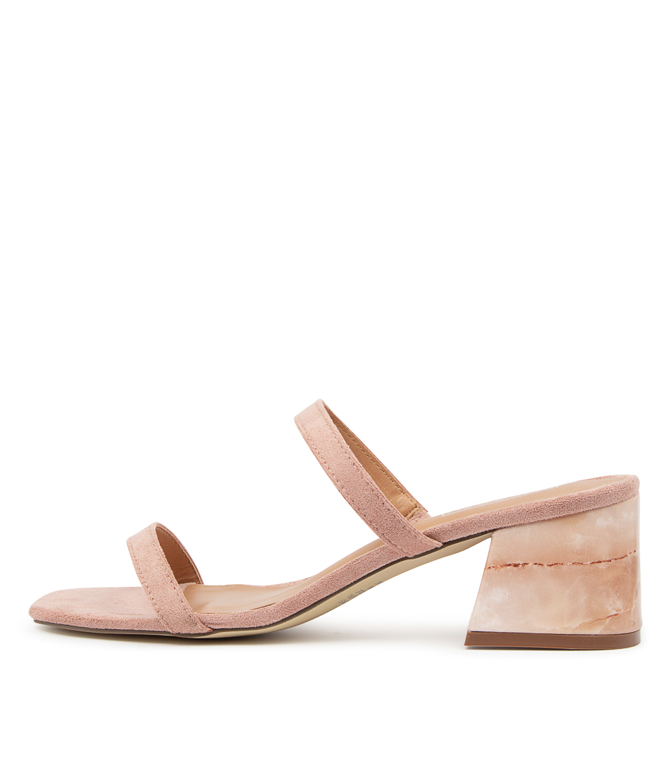Buy Therapy Goldie Marble Th Rose Heeled Sandals online with free shipping