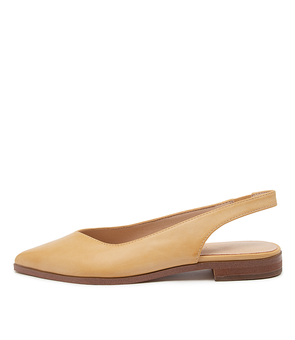 Buy Therapy Chrissy Th Taupe Flats online with free shipping