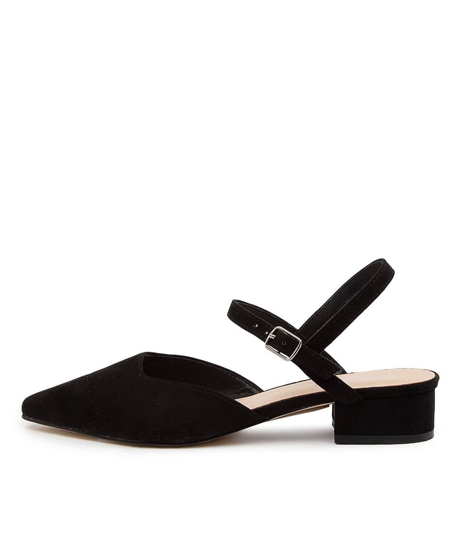Buy Therapy Vida Th Black High Heels online with free shipping
