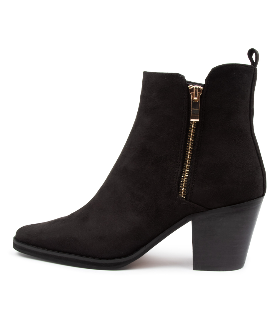 Buy Therapy Nelly Th Black Ankle Boots online with free shipping